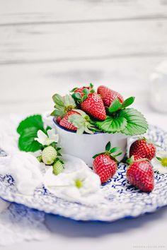Strawberries Strawberry Farm, Strawberry Cakes, Strawberry Fields, Strawberry Recipes, Strawberry Shortcake, New York Baked Cheesecake, No Bake Chocolate Cheesecake, Fruit Ice, Fresh Fruit
