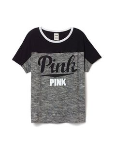 Best Cute Fall Outfits Part 20 Vs Pink Outfit, Pink Outfits, Victoria Secret Outfits, Victoria Secret Pink, Victorias Secret Clothes, T Shirt Pink, Pink Nation, Cute Fall Outfits, Cute Shirts