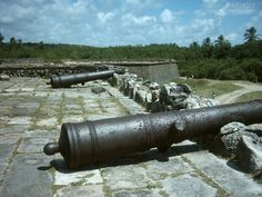 Fort orange, Ilha de Itamaracá - PE