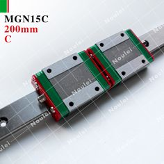 New 1Set 15 mm for Linear Guide MGN15 L 500 mm for Linear rail way MGN12H