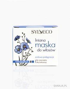 SYLVECO - Lniana maska do włosów - 150 ml