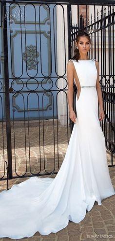 d8cbd43c32f2f Elihav Sasson Wedding Dress Collection 2018 Royalty Girls
