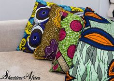 INTERIOR:  INSPIRED BY AFRICA AND DESIGNED FOR CONTEMPORARY ETHNIC LIVING