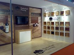 Timberland Flooing at the Grand Designs Exhibition