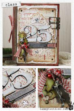 Tammy Tutterow Merry Memories Album