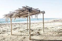 Sands, beach, summer day Sands, Good Vibes, Pergola, Outdoor Structures, Patio, Beach, Outdoor Decor, Summer, Instagram