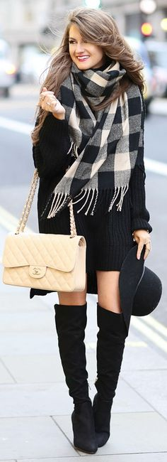 Black & Beige with Charming Charlie…