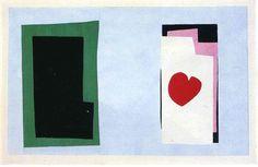 Jazz book The Heart -                Matisse Henri 1943