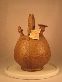 Hand-made botijo