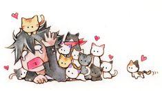 nyan koi, i love this anime sooooooo much! i recommend it