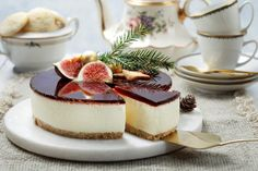 Foto:  Svein Brimi New Years Eve Party, Panna Cotta, Cheesecake, Stuffed Peppers, Baking, Ethnic Recipes, Desserts, Christmas, Food