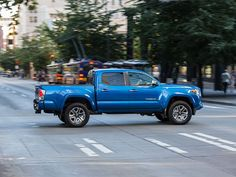 2017 Toyota Tacoma Road Test and Review by Carrie Kim