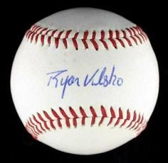 RYAN KLESKO HAND SIGNED BASEBALL ~AUTOGRAPHED~JSA COA~ . $34.99. RYAN KLESKO HAND SIGNED BASEBALL ~AUTOGRAPHED~JSA COA~ Photo Description THIS NO RESERVE AUCTION IS FOR THE FOLLOWING: WILSON OFFICIAL SOUTH ATLANTIC LEAGUE BASEBALL HAND SIGNED BY RYAN KLESKO. BALL SHOWN IS ACTUAL BALL BUYER WILL RECEIVE. CLICK ON PHOTOS FOR CLEARER AND LARGER IMAGES. AUTOGRAPH AUTHENTICATED BY JSA (JAMES SPENCE AUTHENTICATION), WITH NUMBERED JSA AUTHENTICATION STICKER ON ITEM, AND MATCHI...