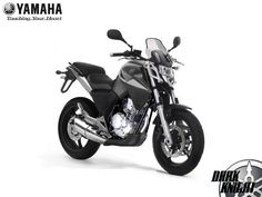 YAMAHA SCORPIO DARK KNIGHT