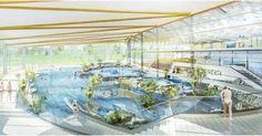 Aquapolis Limoges (Centre Aquatique) Ptit Déj Hôtel Limoges Nord