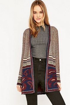 Urban Outfitters Staring at Stars Paisley Cardigan - £46 - Size M
