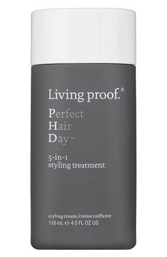 Living proof® 'Perfect Hair Day™' 5-in-1 Styling Treatment  I use this after EVERY wash.  It makes my hair feel A MAZ ING