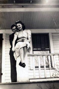1940's by myvintagelove, via Flickr