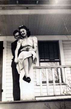 1940's by myvintagelove, via Flickr