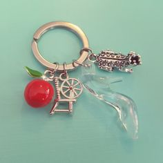 Check out this item in my Etsy shop https://www.etsy.com/uk/listing/483637163/once-upon-a-fairytale-keyring