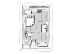Mijn nieuwe Brugman badkamer
