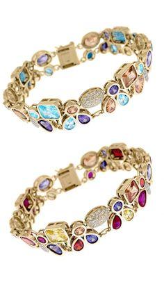 Ponemos color al otoño con estas preciosas pulseras de plata que ya puedes encontrar en nuestra web. #joyas #pulseras #plata #moda #fashion #outfit #tendencia #accesorios #otoño Pandora Charms, Charmed, Bracelets, Color, Jewelry, Fashion, Diamond Bracelets, Trends, Jewels