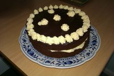 chocolate cake with baileys butter cream icing no 1