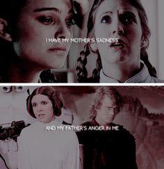 they're always at war. Starwars, Carrie Fisher, Reylo, Star Wars Art, Star Trek, Star Wars Rebels, Star Wars Quotes, War Quotes, The Dark Side