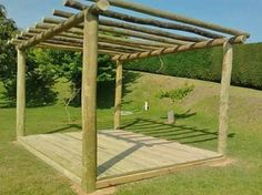 - Pergola Acier Canisse - Pergola Terrasse Toit - Pergola Attached To House Garages - Rustic Pergola, Curved Pergola, Small Pergola, Pergola Attached To House, Deck With Pergola, Cheap Pergola, Wooden Pergola, Outdoor Pergola, Covered Pergola