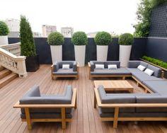 Heerlijk in de zomer je terras inrichten, alles wat je nodig hebt om komende zomer een goed terras te hebben..
