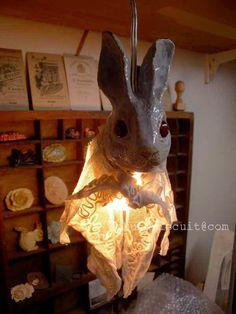 bunny head lamp