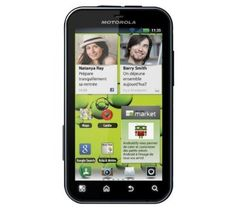 Running Android 2.3 (Gingerbread) OS platform, the #Motorola Defy+ MB526 smartphone gives open access to a wide variety of applications. Capture pictures and vid...
