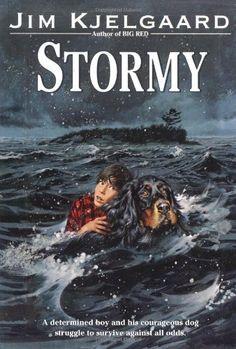 Stormy by Jim Kjelgaard.