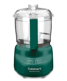 Take a look at this Dark Green Mini-Prep Plus Food Processor by Cuisinart on #zulily today!