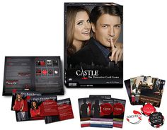 Late to the Game: Castle - The Detective Card Game - GeekMom. Juan and I would be the only ones who play.