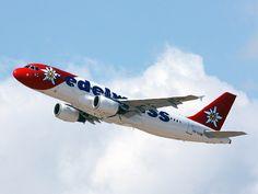 Edelweiss Air HB-IHZ Airbus A.320-214