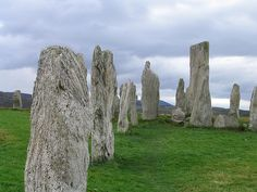 Callanish Stone Circle - Isle of Lewis Sightseeing | Europe a la Carte Travel Blog