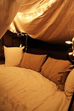 I want to make another blanket fort
