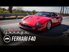 1990 Ferrari F40 - Jay Leno's Garage - YouTube