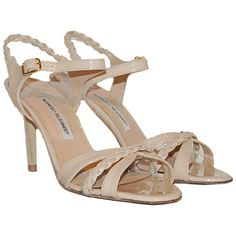 Manolo Blahnik Sandals  http://www.consignofthetimes.com/product_details.asp?galleryid=5197