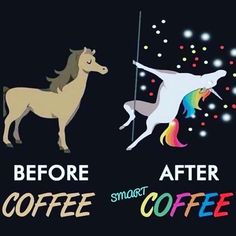 Before coffee. After SMART coffee. What if your coffee could improve your mood, increase your memory and focus, decrease your appetite and cravings, and reduce the effects of stress/anxiety? It can, try Smart Coffee today!