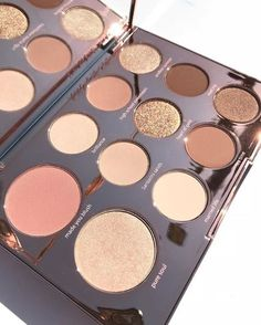 COLLAB TIME! Tarte and Aspyn created such a beautiful eye and cheek palette! The shades of this give us such inspiration! So many looks to be created! Beautiful makeup looks for sure!