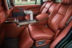 Holland and Holland Range Rover Luxury SUV