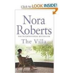 I love Nora Roberts books, romance, intrigue, just a great read.  This book is great, well worth reading. - Noticed while looking for inspirational quotes.