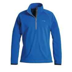 Musto ZP 176 DWR Zip Neck Sweat Royal | Naylors.com