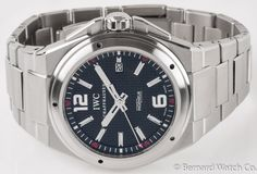 IWC - Ingenieur Mission Earth : IW323604 : Bernard Watch