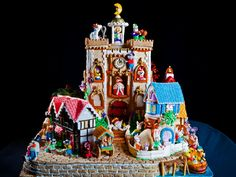 15 Amazing Gingerbread Houses | Craft Projects - DIY Kids Crafts, Holiday Crafts & More | DIY