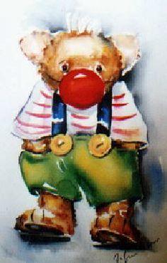 Clownbär