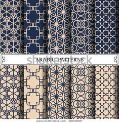 arabic vector pattern,pattern fills, web page background,surface royalty-free arabic vector patternpattern fills web page backgroundsurface stock vector art & more images of arabia Geometric Patterns, Textures Patterns, Fabric Patterns, Print Patterns, Islamic Art Pattern, Arabic Pattern, Vector Pattern, Pattern Art, Free Pattern