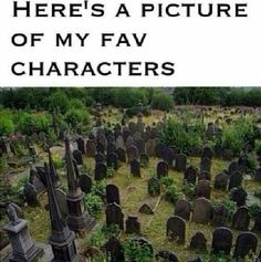 Fred Weasley, Sirius Black, Remus Lupin, Nymphadora Tonks, Dobby, Albus Dumbledore, James Potter, Lily Potter, Severus Snape, Barty Crouch Sr., Cedric Diggory, Hedwig, Alastor Moody, Colin Creevey, Lavender Brown, etc.